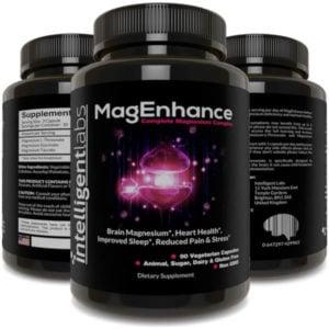 MagEnhance Magnesium Supplement