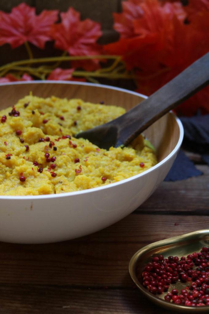 keto cauliflower mash for everyone doing keto Thanksgiving