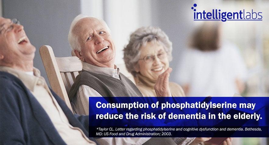 Cognitive decline and phosphatidylserine